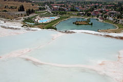 Pamukkale, Turkey Royalty Free Stock Photo