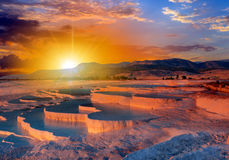 Pamukkale, Turkey Stock Photos