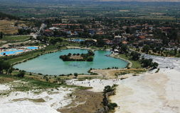 Pamukkale, Turkey Stock Photo