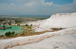 Pamukkale, Turkey Royalty Free Stock Photos