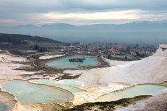 Pamukkale, Turkey Stock Image
