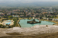 Pamukkale, Turkey Stock Photography