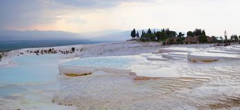Pamukkale, Turkey Stock Images