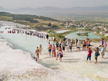 Pamukkale, Turkey Royalty Free Stock Images