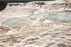 Pamukkale Turkey Royalty Free Stock Image