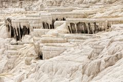 Pamukkale Turkey Stock Image