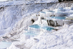 Pamukkale; Turkish Stock Image