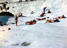 Pamukkale, Turley Stock Photos