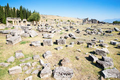 Pamukkale, Turquía fotos de archivo libres de regalías