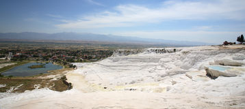 Pamukkale, Turquie Photos stock