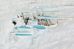 Pamukkale Turquie Photo stock