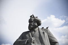 Pamyatnik Karlu Marksu Karl Marx Stock Images
