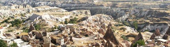 Pan 1 van Capadocia royalty-vrije stock foto's