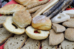 Pan Foto de archivo libre de regalías