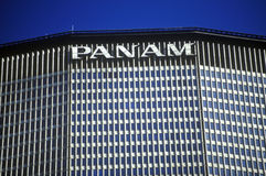 Pan American Building New York City, NY Arkivfoton