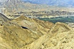 Pan-American Highway, Peru Royalty Free Stock Image