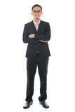 Pan Asian business man Royalty Free Stock Photography