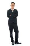 Pan Asian businessman Royalty Free Stock Photos