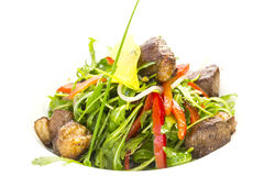 Pan-Asian cuisine Stock Photo