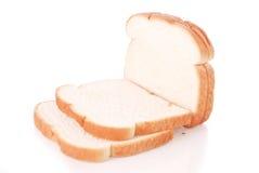 Pan blanco Imagen de archivo libre de regalías