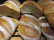 Pan blanco en venta foto de archivo