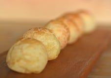 Pan brasileño del queso Fotos de archivo libres de regalías