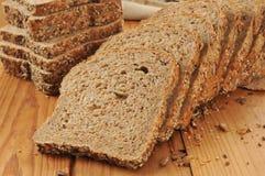 Pan brotado del grano y de la semilla Imagen de archivo libre de regalías