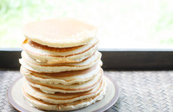 Pan cake Stock Images