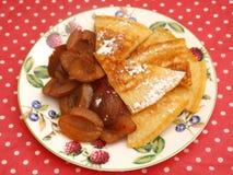 Pan Cakes Imagen de archivo