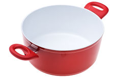 Pan with ceramic coating Stock Photo