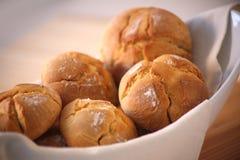 Pan cocido al horno Imagenes de archivo