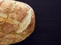 Pan cocido hogar Imagen de archivo