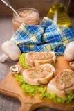 Pan con la coronilla Imagenes de archivo