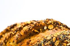 Pan con los gérmenes en el fondo blanco Fotografía de archivo libre de regalías