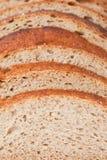 Pan cortado Imágenes de archivo libres de regalías