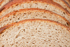 Pan cortado Fotos de archivo libres de regalías