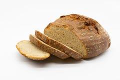 Pan curruscante fresco del panadero fotografía de archivo libre de regalías