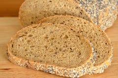 Pan de Brown Imagen de archivo
