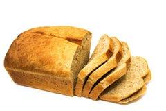 Pan de Brown hecho casero fresco Fotos de archivo libres de regalías