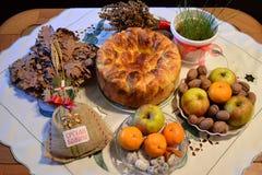 Pan de Cristamas Imagenes de archivo