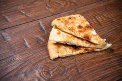 Pan de Focaccia Foto de archivo