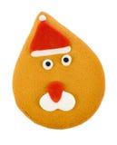 Pan de jengibre de la Navidad, pan de jengibre fotos de archivo