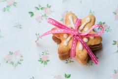 Pan de jengibre hecho a mano Imágenes de archivo libres de regalías