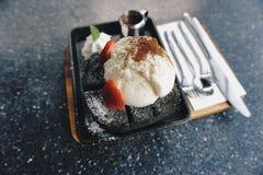 Pan de la carne asada Foto de archivo libre de regalías