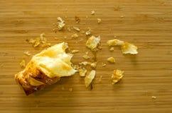 Pan de la empanada de la miga Imagenes de archivo