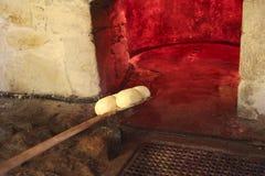 Pan de la hornada Imagen de archivo libre de regalías
