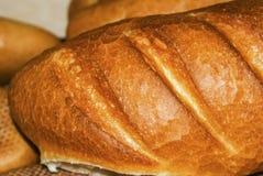 Pan de la mantequilla, pan, pan Fotografía de archivo libre de regalías