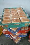 Pan de la panadería fotos de archivo libres de regalías