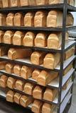 Pan de la panadería Imagen de archivo libre de regalías