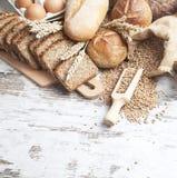 Pan de la panadería Imágenes de archivo libres de regalías